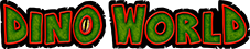 Logo: Dino World