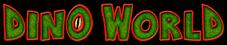 Logo: Dino World